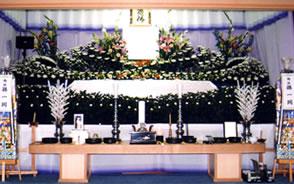 一般葬(自宅仕様)祭壇