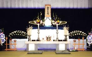 家族葬祭壇