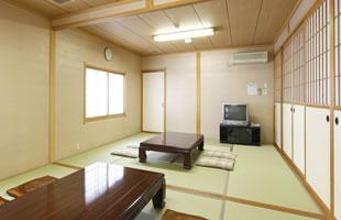 遺族控え室(2F)